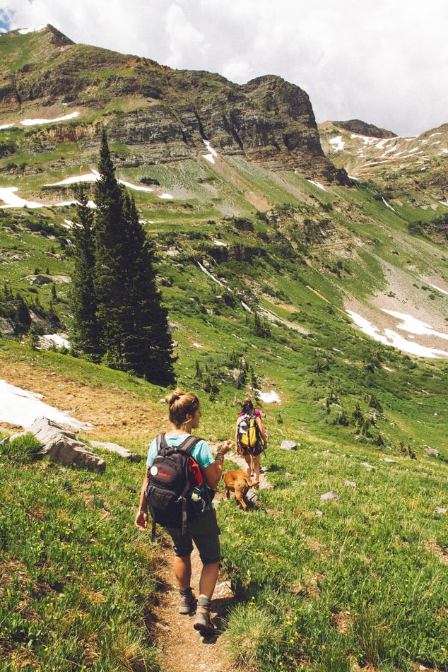 Hiking on the hills - Are Tennis Shoes Good For Hiking?