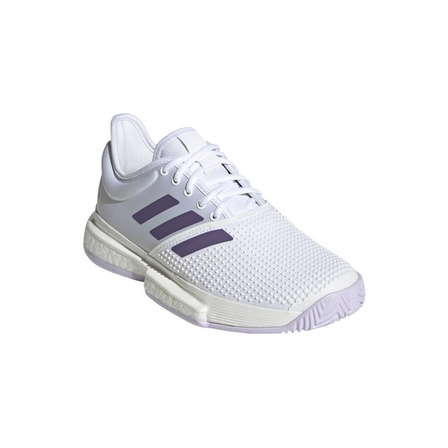 Adidas Sole Court Boost Clay Court Shoe - 20 Best Tennis Shoes For Clay Courts In 2020