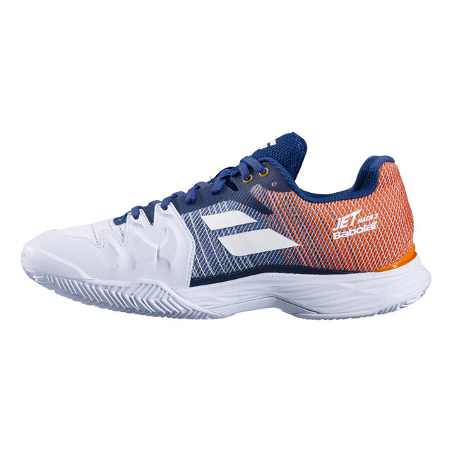 Babolat Jet Mach II Clay Court Shoe - 10 Best Lightweight Tennis Shoes
