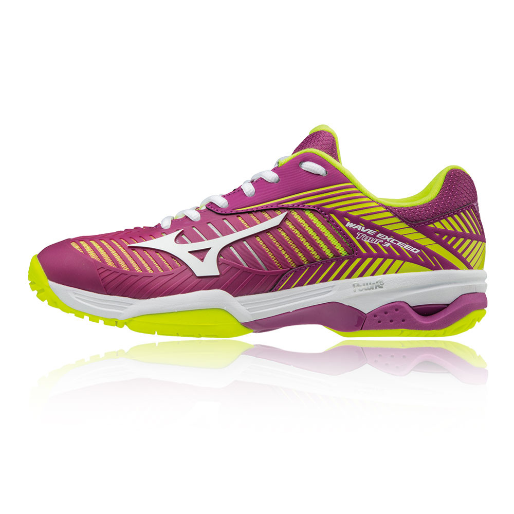 Mizuno Wave Exceed Tour 3 All Court Tennis Shoe
