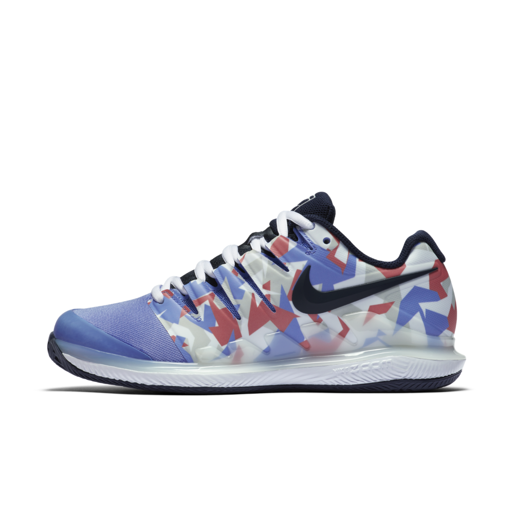 NikeCourt Air Zoom Vapor X - 20 Best Tennis Shoes For Clay Courts In 2020