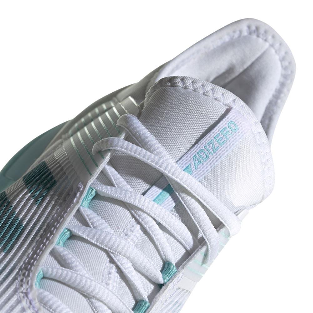 Adidas Adizero Ubersonic 3 Women's Shoe lacing system