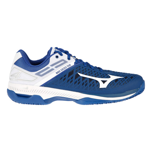 Mizuno Wave Exceed Tour 4 - Best Tennis Shoes For Narrow Feet