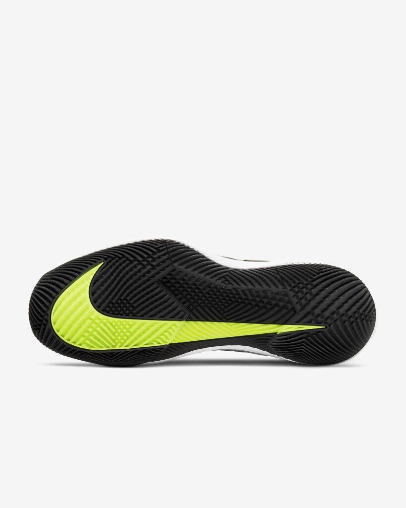 NikeCourt Air Zoom Vapor X outsole