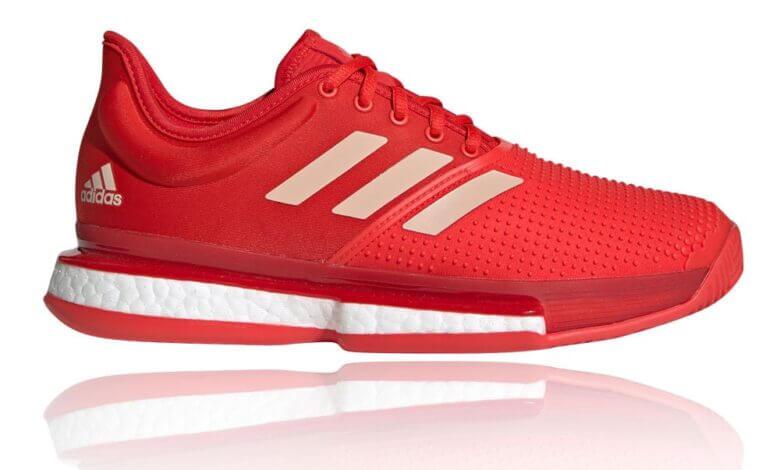 Adidas SoleCourt Tennis Shoe women