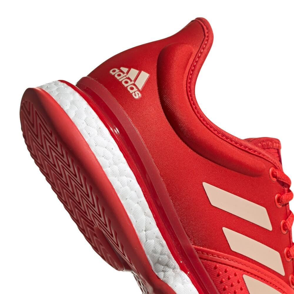 Adidas SoleCourt heel section