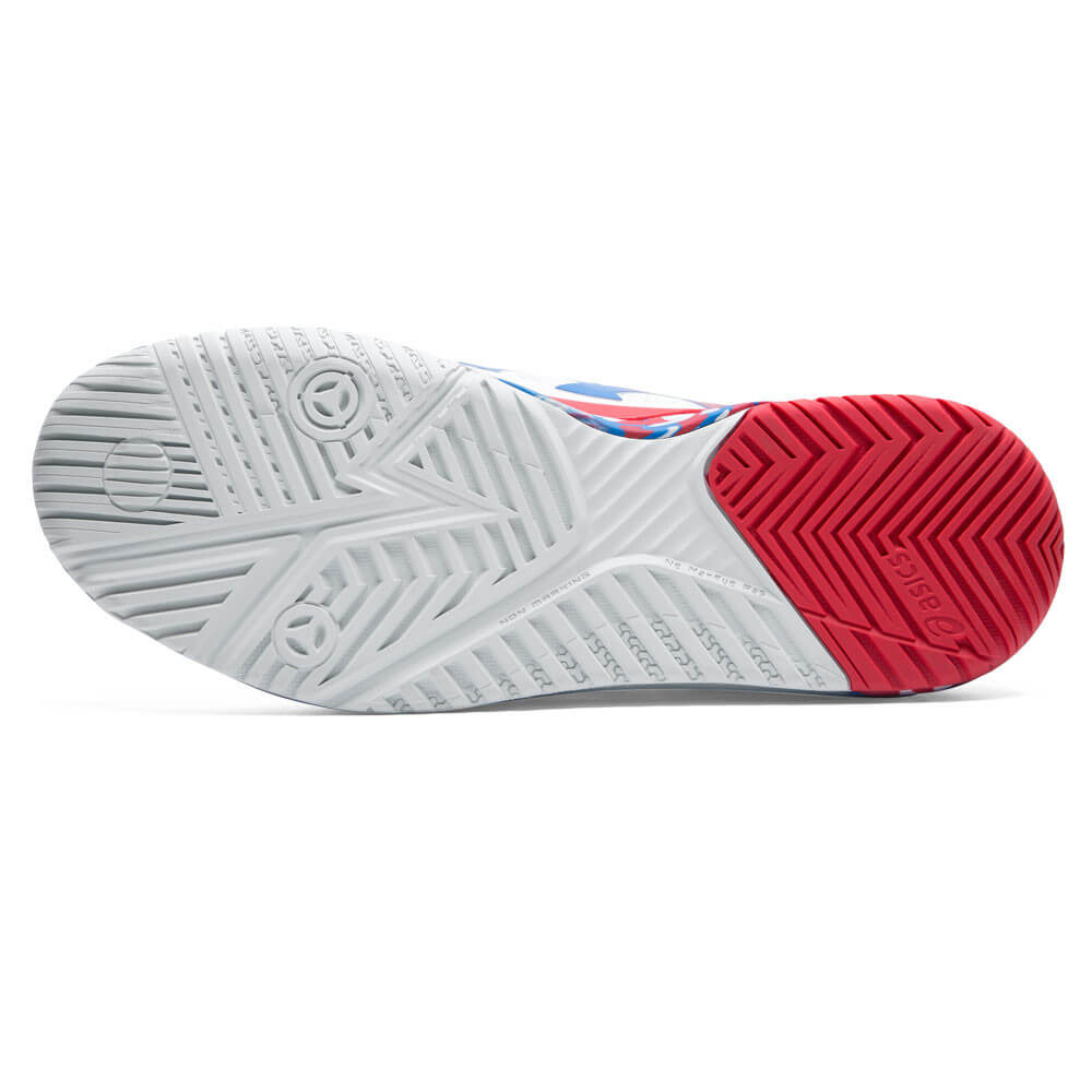 Asics Gel Resolution 8 outsole
