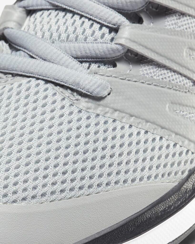 NikeCourt Air Zoom Prestige lacing structure