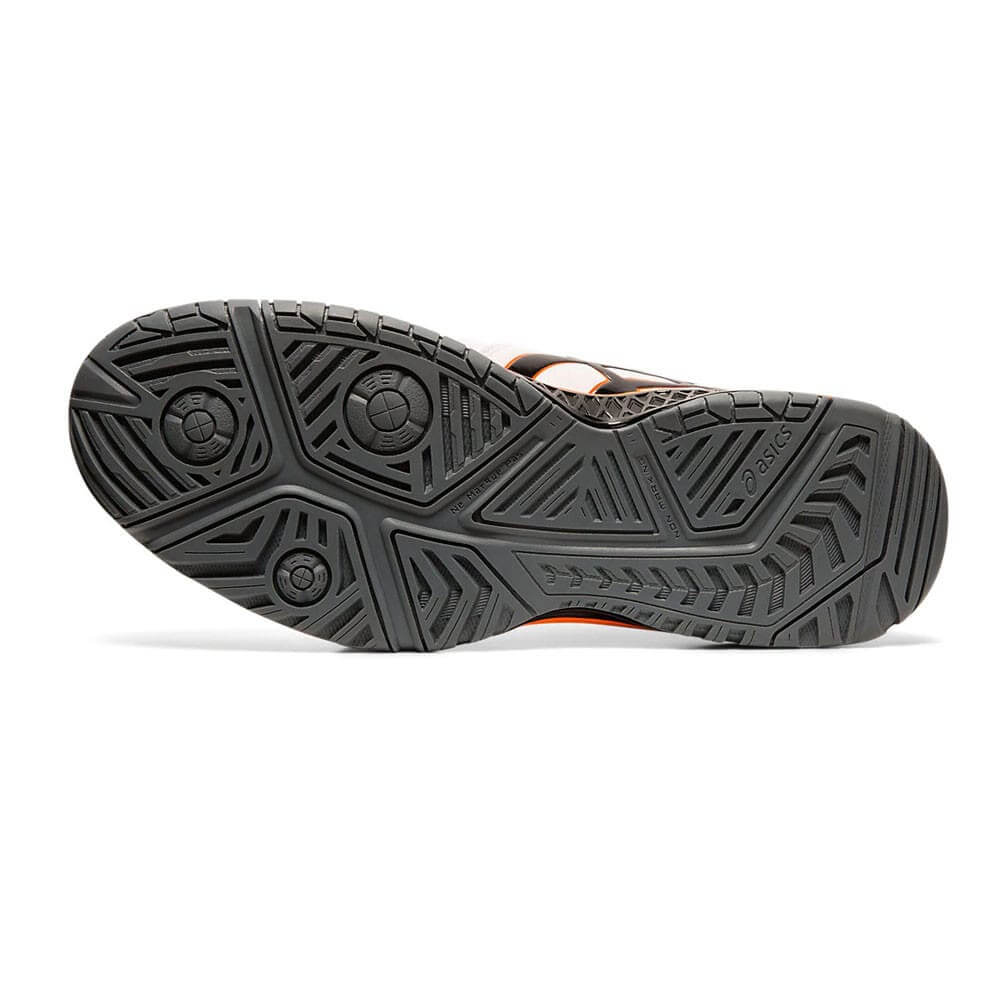 Asics Gel Resolution 7 outsole