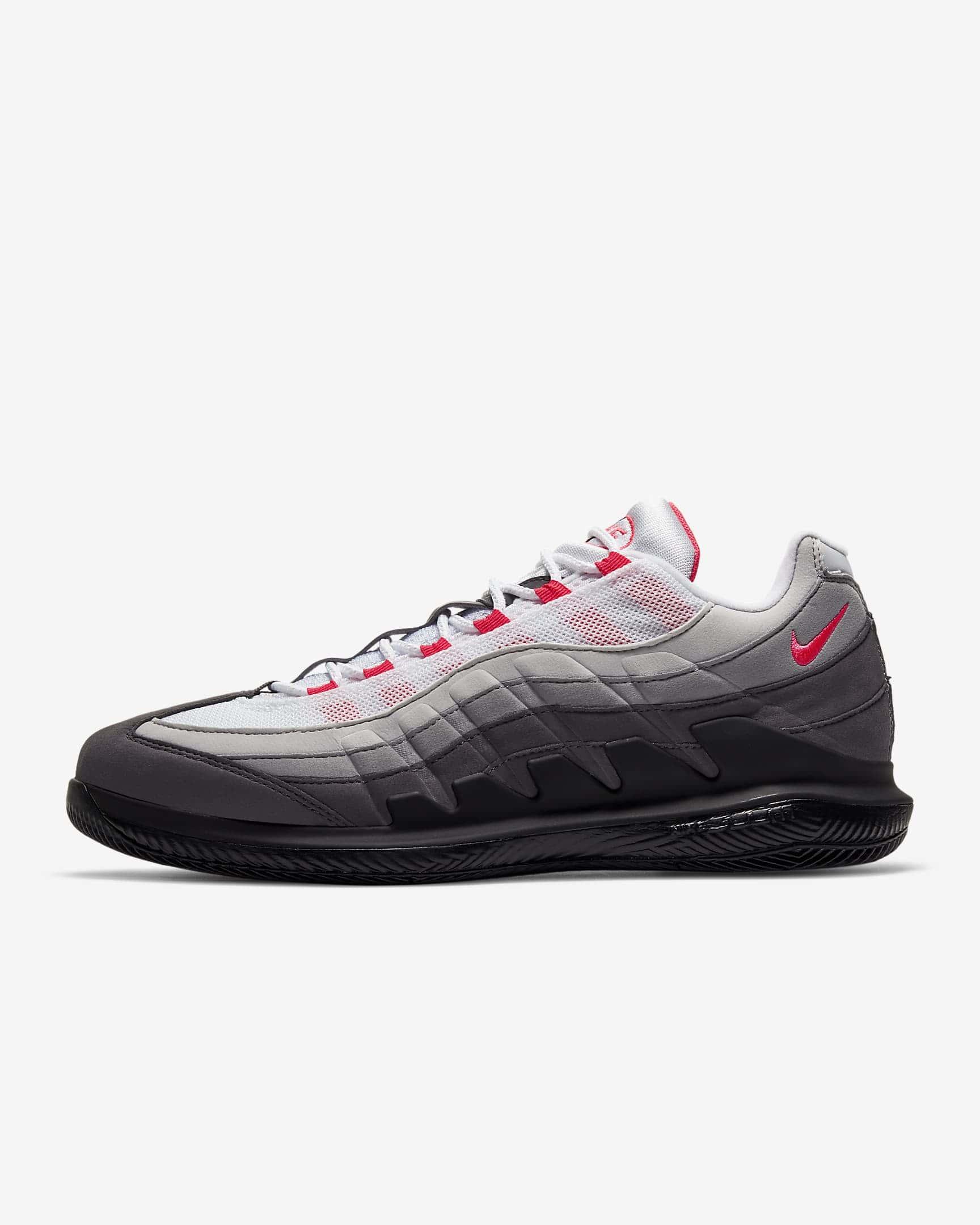 Nike Air Zoom Vapor X Air Max 95 In-depth Review | Tennisshoeslab