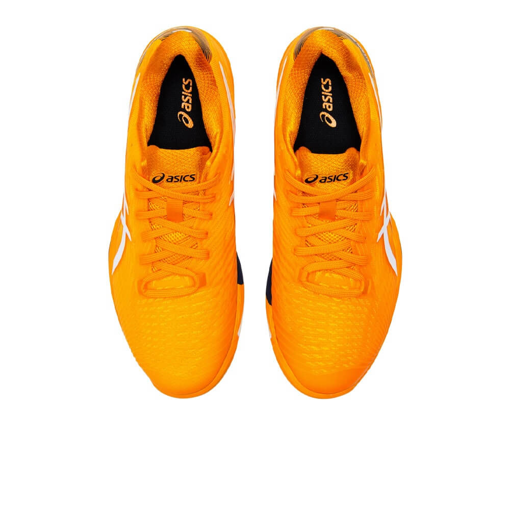 Asics Solution Speed FF 2 lacing system