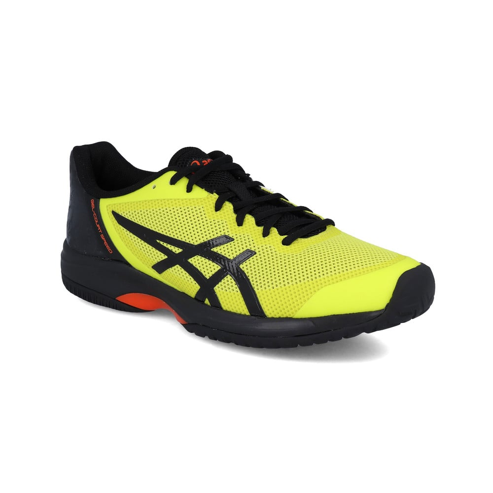 Asics Gel-Court Speed lacing system
