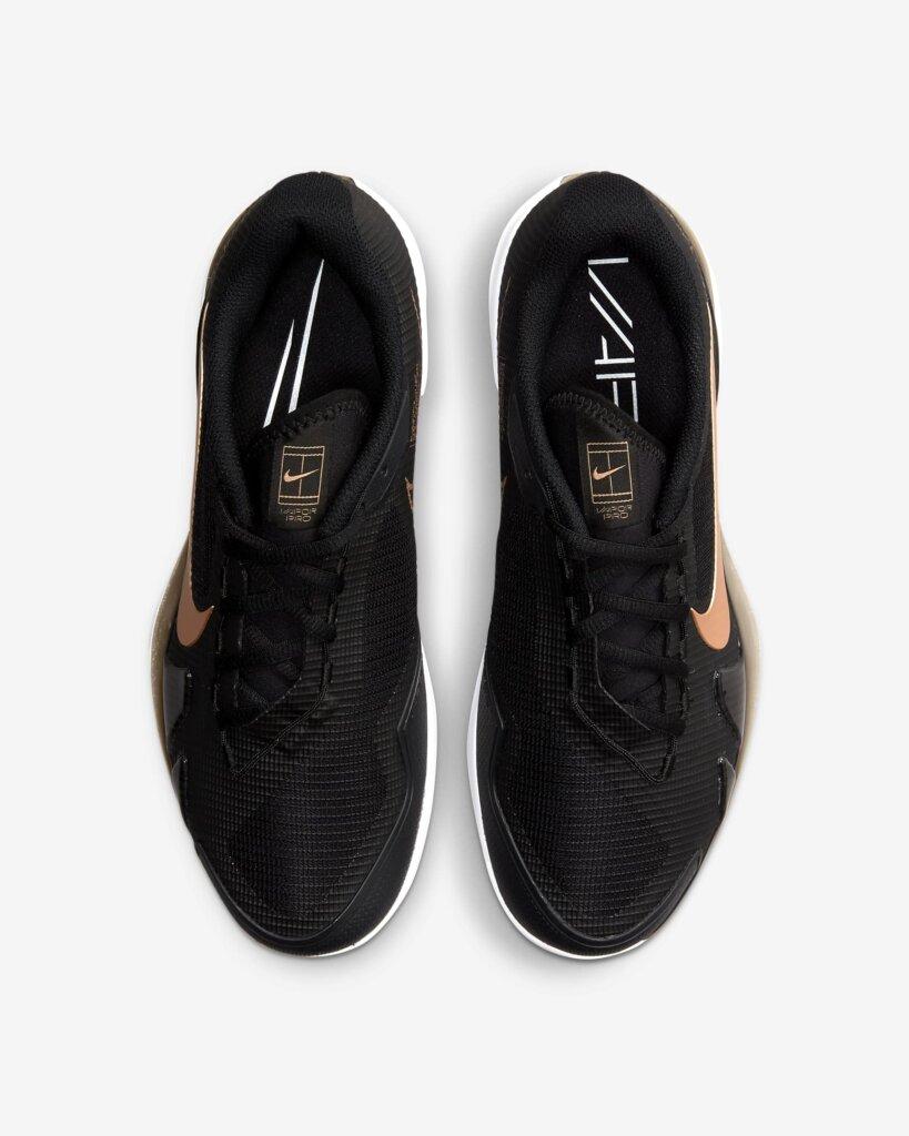NikeCourt Air Zoom Vapor Pro lacing system