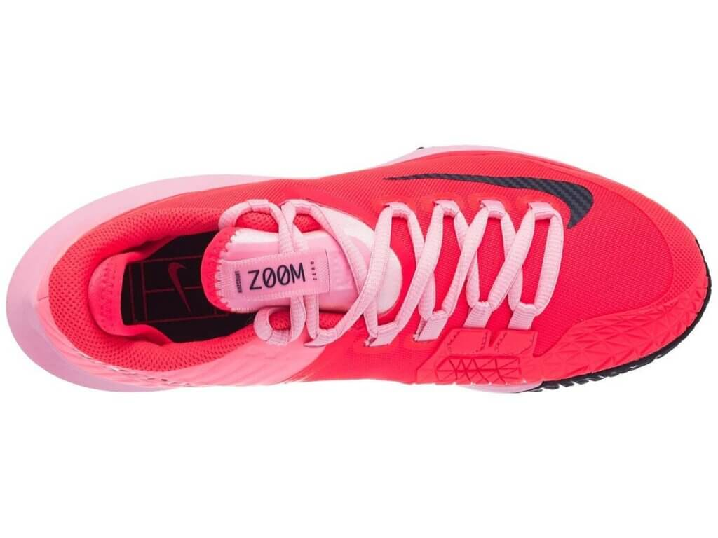 Nike Air Zoom Zero lacing system