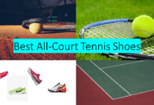 Best All-Court Tennis Shoes