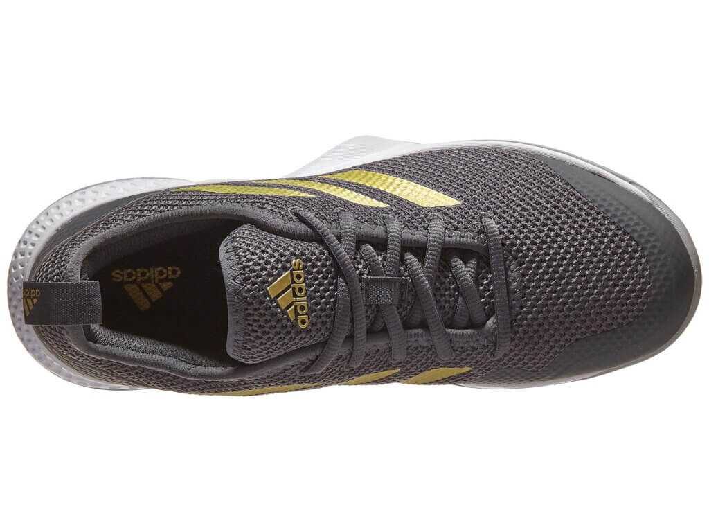 Adidas Court Control Tennis lacing system